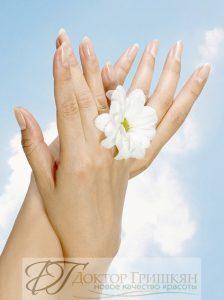 Микро липофилинг кистей рук