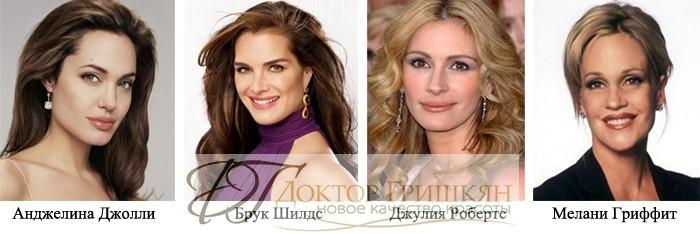 Звездные операции фото до и после