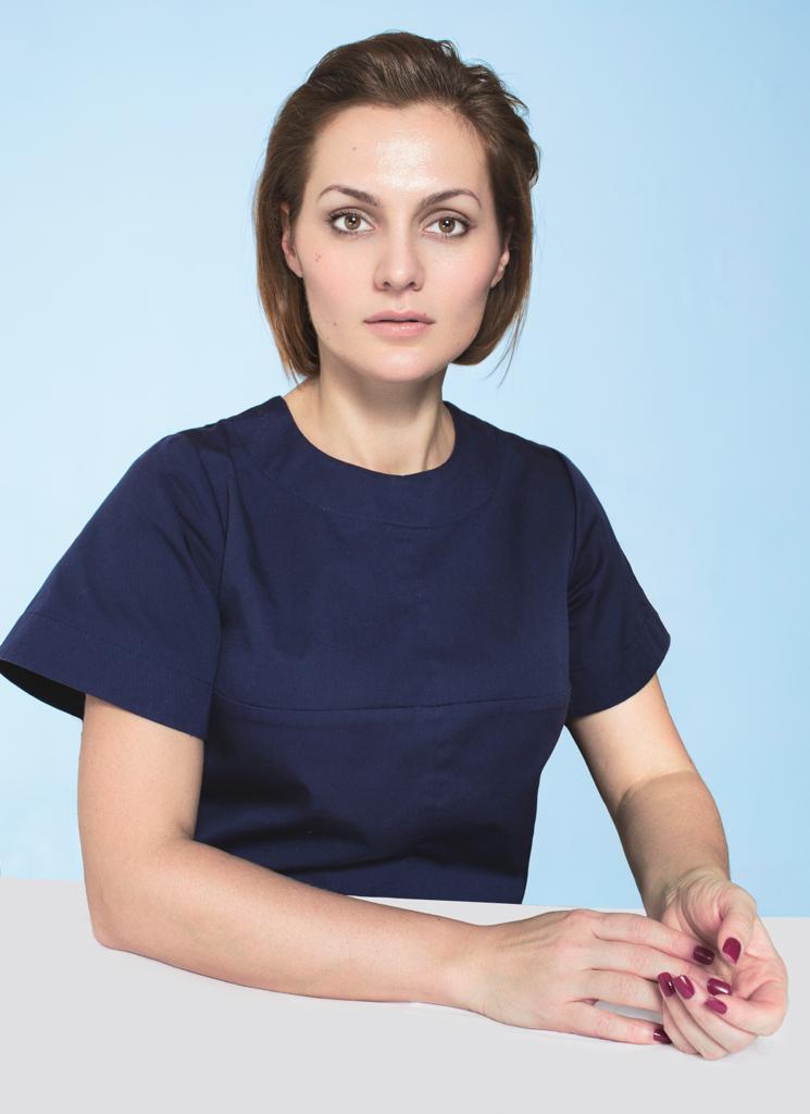 Косметолог Янина Лемешко